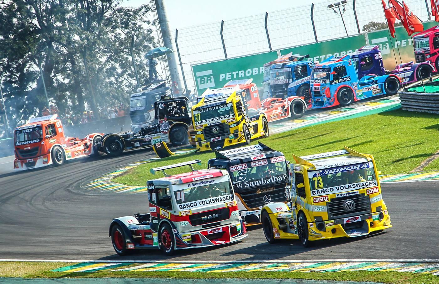 Fotos – Fórmula Truck Interlagos / SP