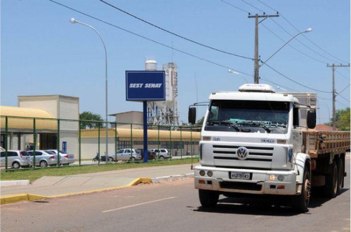 SEST SENAT de São Vicente oferece cursos para diversas funções no setor de transportes