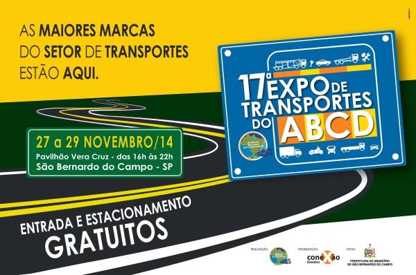 17º Exposição de Transportes do ABCD