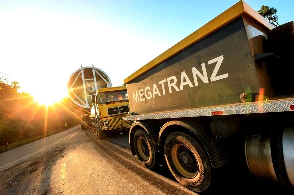 Transporte de carga indivisível: um serviço caro e trabalhoso