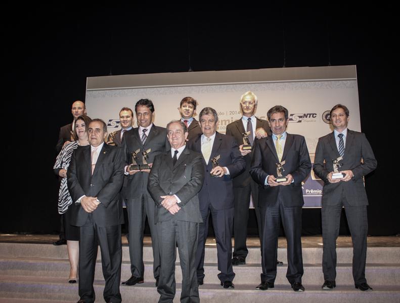 NTC&Logística premia os melhores do ano no transporte de cargas