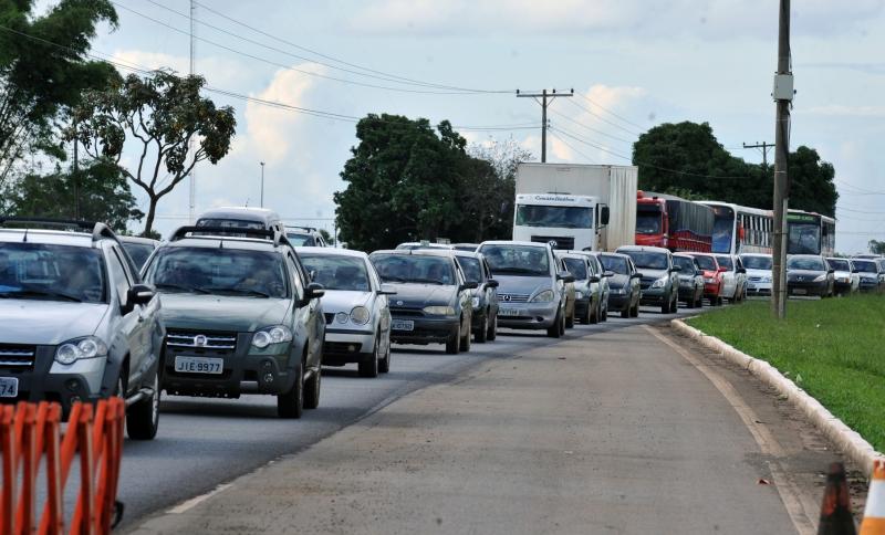 Novembro tem queda nos emplacamentos de veículos
