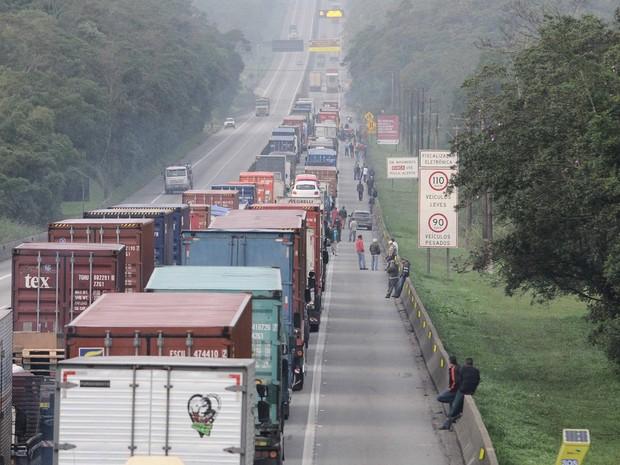 TCU faz alerta para novos congestionamentos no Porto