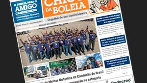 36ª Edição Nacional – Jornal Chico da Boleia