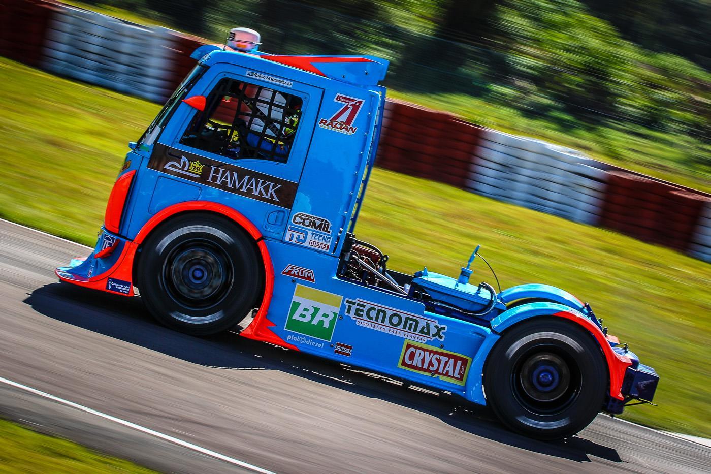 Fórmula Truck – Raijan Mascarello permanece na DF Motorsport