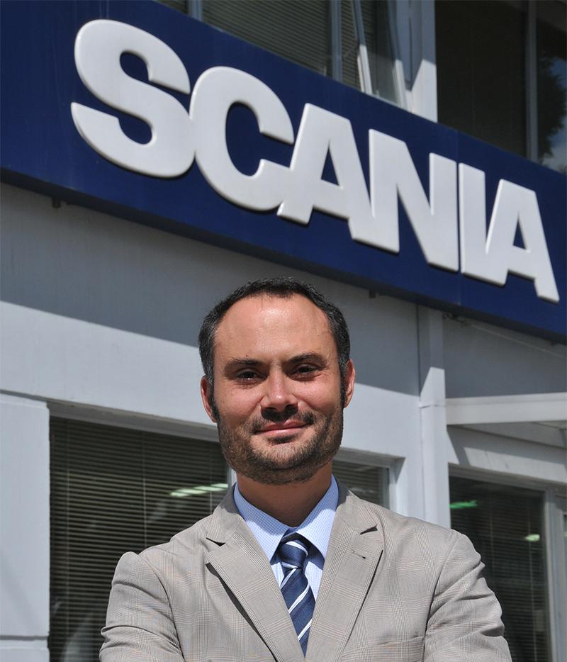 Scania escolhe brasileiro para ser diretor-geral no México