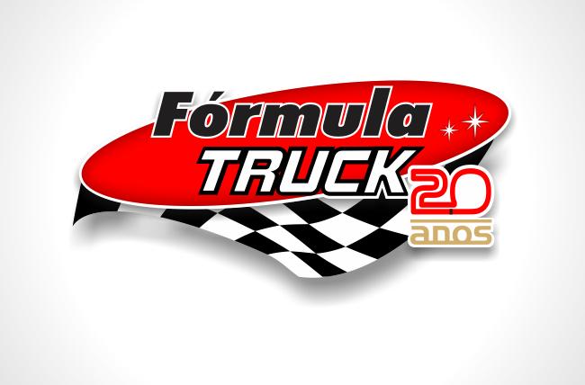 Fórmula Truck lança marca para comemorar os 20 anos
