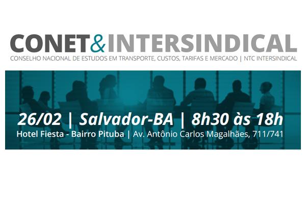 Conet & Intersindical apresentará o INCT em fevereiro