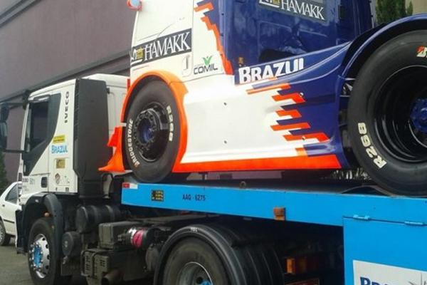 Fórmula Truck – Equipes ficam na estrada com paralisação dos caminhoneiros