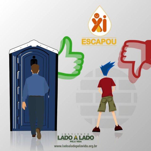 Saúde – Xi… Escapou! Novo programa de conscientização sobre incontinência urinária é lançado