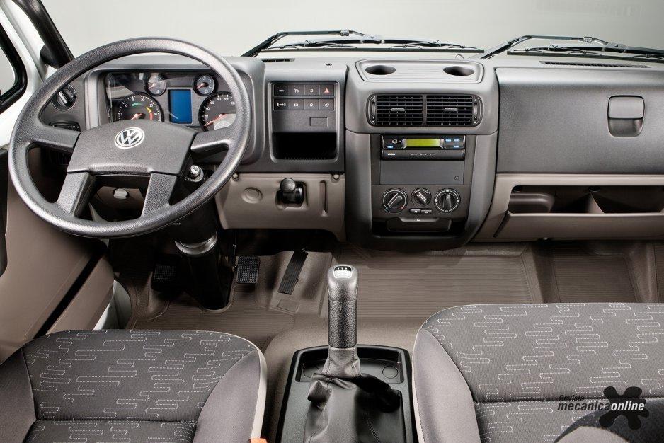 MAN LA submete caminhões a testes de odor