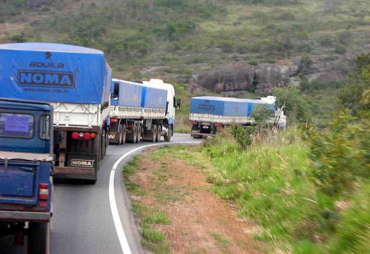 A nova Lei dos Caminhoneiros e o impacto no sistema produtivo nacional