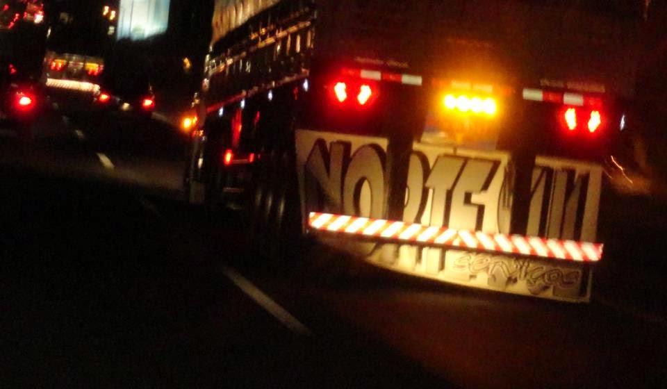 Caminhoneiros podem dirigir 24h sem parar graças a nova lei