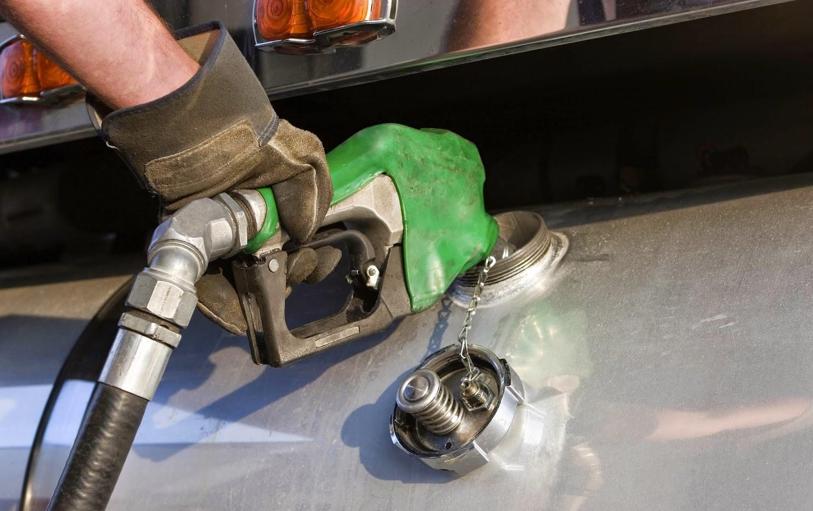 Projeto de lei prevê isenção de imposto sobre combustível para caminhoneiros