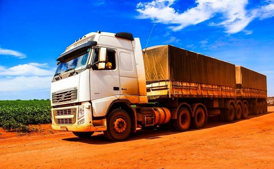 Lei do Caminhoneiro irá baratear o transporte de grãos