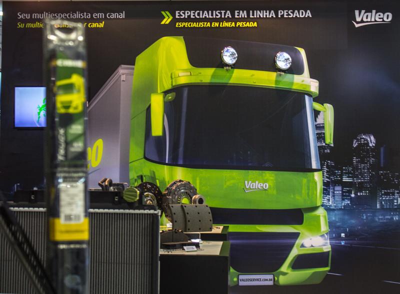 AUTOMEC 2015 – Valeo trás novidades para o setor de pesados