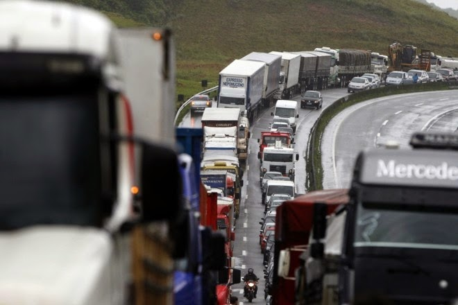 Lasier cobra atenção às reivindicações dos caminhoneiros