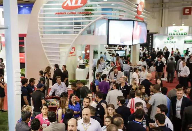 Começa hoje a 21ª edição da Intermodal South America