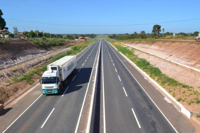 Caminho de volta nas rodovias federais