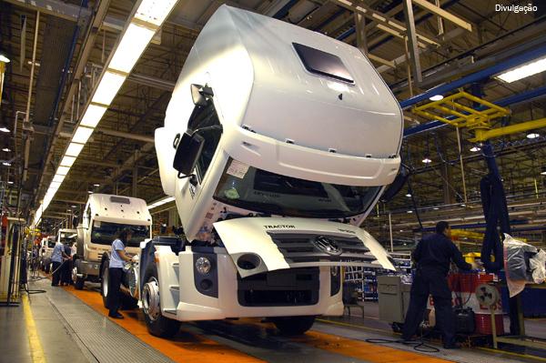 Anfavea apresenta balanço de abril da indústria automobilística
