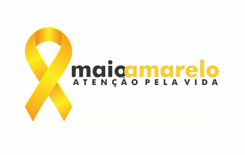O amarelo é cor mais forte do Brasil, em maio