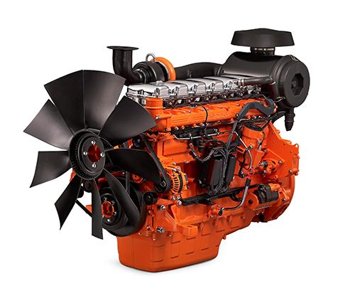 Venda de motores Scania quebra recorde no Brasil