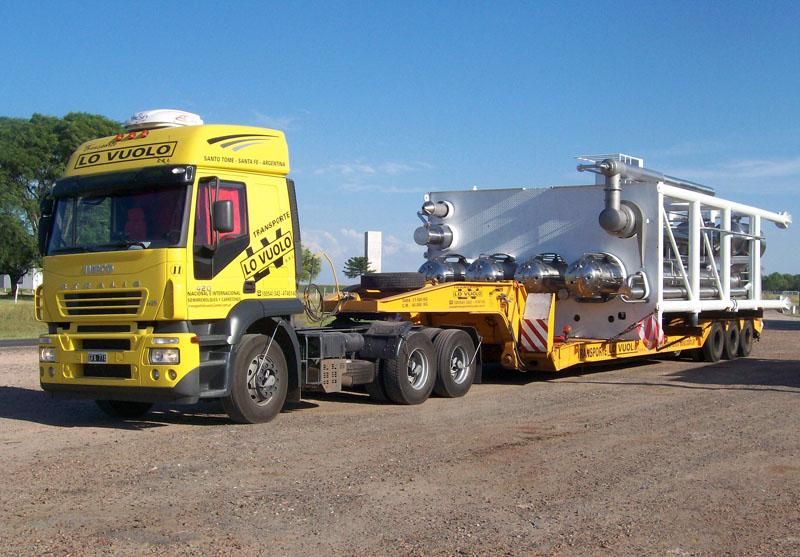 Como fazer o correto dimensionamento de veículos para transporte de cargas especiais