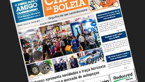 40ª Edição Nacional – Jornal Chico da Boleia