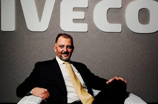 Entrevista com Marco Borba, vice-presidente da Iveco