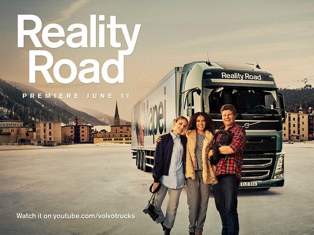 Novos episódios do Reality Road da Volvo Trucks destacam manutenção preventiva