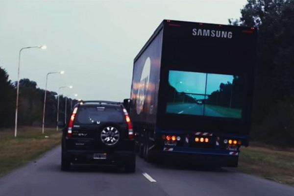 Quando uma TV HD salvou vidas – Safety-Truck