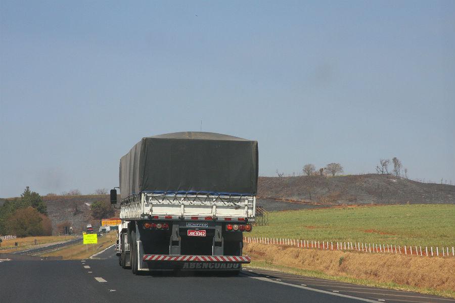 Pesquisa revela que caminhoneiros estão acima do peso ideal
