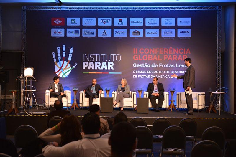 Lançamento da Conferência Global PARAR 2015