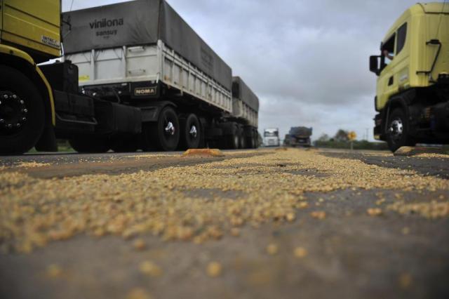 Custo do frete ofusca alta da soja em MT