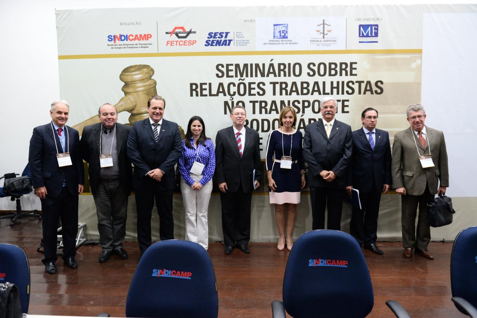 Lei 13.103/2015: Seminário Trabalhista debate a nova lei do motorista