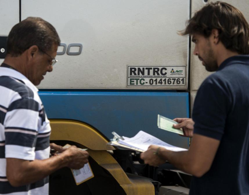 ANTT divulga nova resolução do RNTRC e prorroga prazo de validade de certificadosimagem