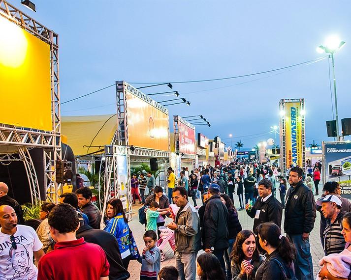 Vem aí o maior evento brasileiro dos estradeiros