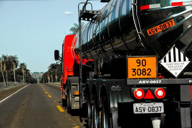 Rastreamento de carga perigosa pode ser obrigatório