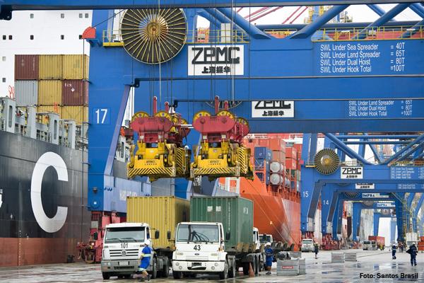 Projeto para saúde dos trabalhadores será realizado em 10 portos do país
