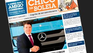 44ª Edição Nacional – Jornal Chico da Boleia