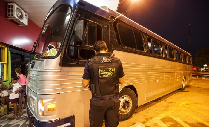 ANTT desbarata transporte clandestino na Operação Círculo de Fogo
