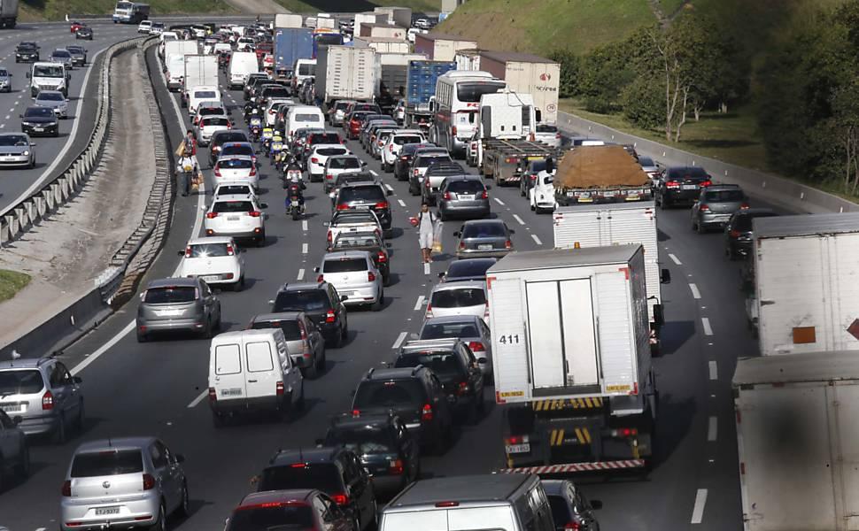 Índice de mortes caiu 51% nas rodovias sob concessão no Estado de SP