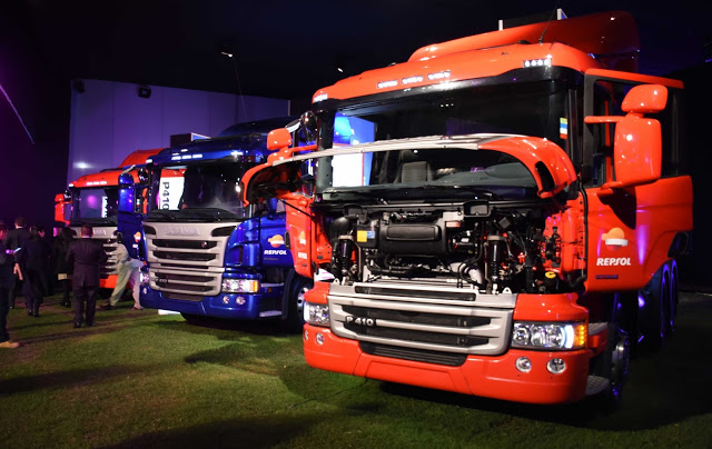 Scania Peru lança novo portfólio de produtos