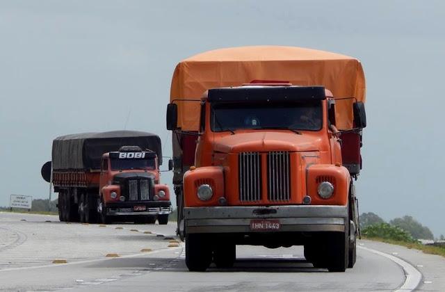 Anfavea insiste na renovação de frota de caminhões