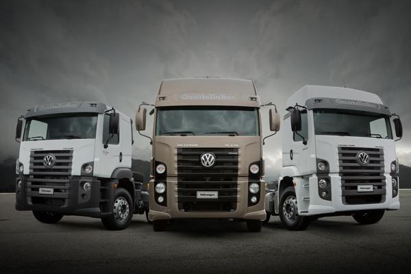 MAN Latin America Inova Na Linha 2016 De Caminhões Volkswagen E MAN