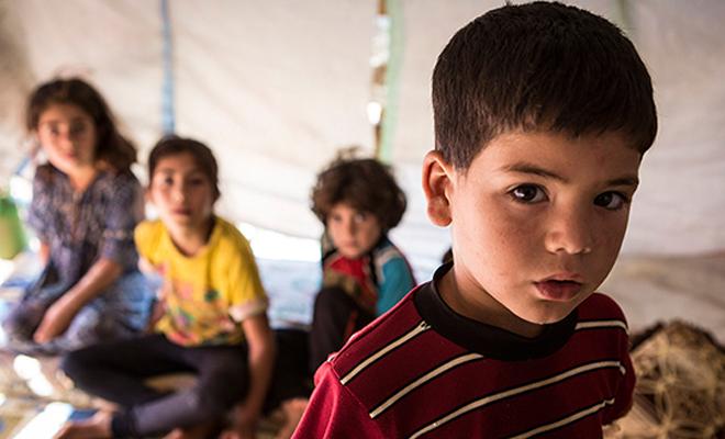 Scania apoia refugiados na Europa