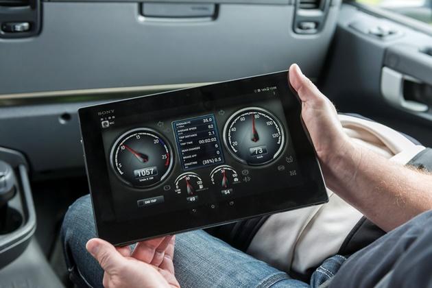 Scania investe em conectividade com foco em eficiência