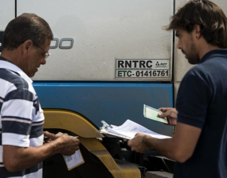 ANTT divulga cronograma de recadastramento no RNTRC