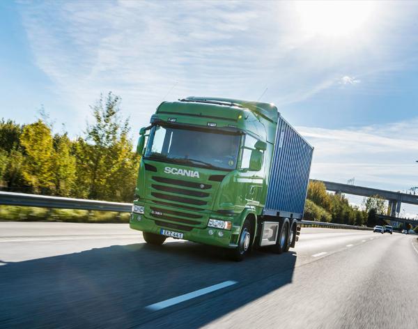 Scania lança caminhão híbrido