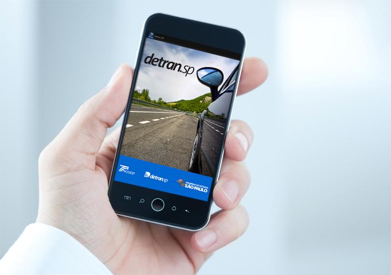 Aplicativo do Detran alerta motorista sobre prazo do licenciamento